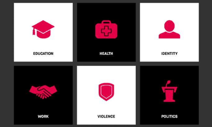 HeForShe Beautiful Website Design