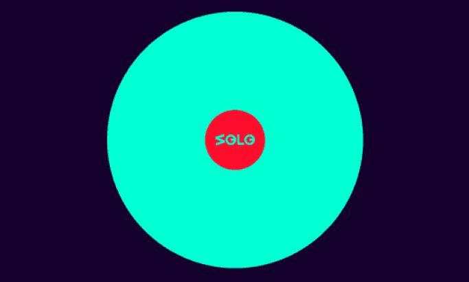 Solo Colorful Website Design