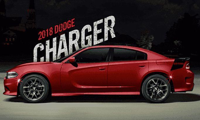 Dodge Charger Elegant Website Design