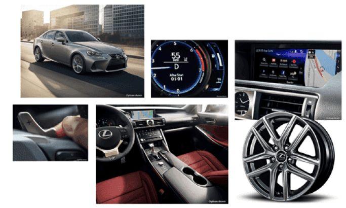 Lexus Corporate Website Design