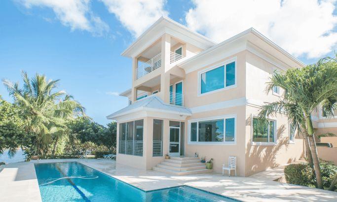 Property Cayman Beautiful Website Design