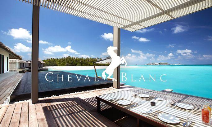 Cheval Blanc Beautiful Website Design