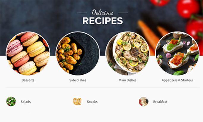 Kosher Beautiful Website Design