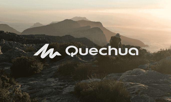 Quechua Gorgeous Website Design