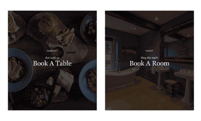 The Plough Inn Elegant Website Design