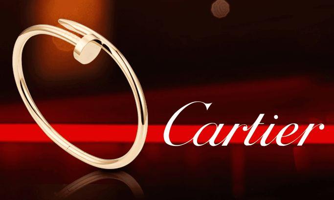 Cartier Elegant Website Design