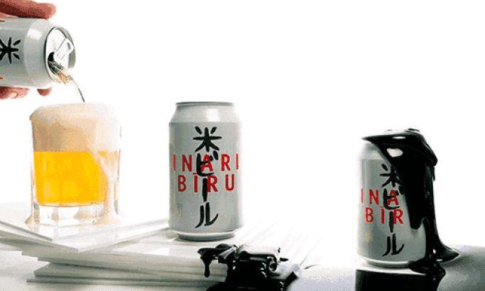 Inari Biru Clean Package Design
