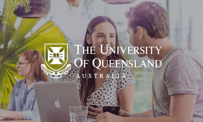 University of Queensland Organised Website Design