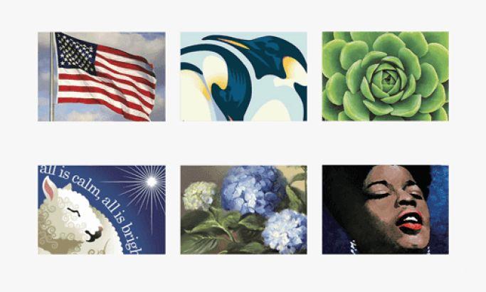 USPS Corporate Website Design