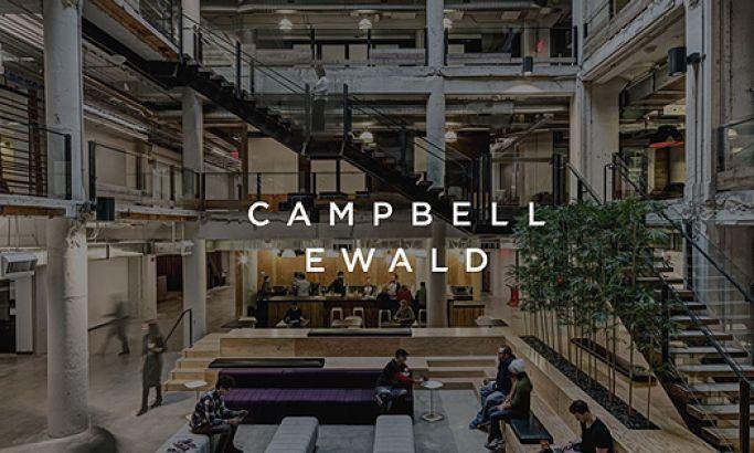Campbell Ewald Elegant Website Design