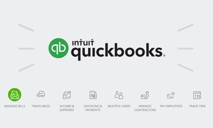 Quickbooks Clean Website Design