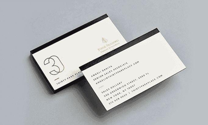 30 Park Place Gorgeous Print Design