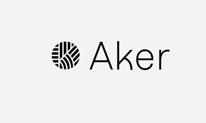 Aker Responsive Logo Design