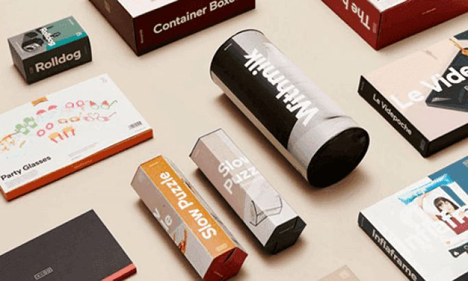 DOYI Branding Urban Package Design