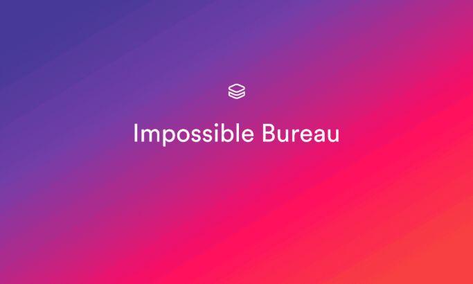 Impossible Bureau Beautiful Website Design
