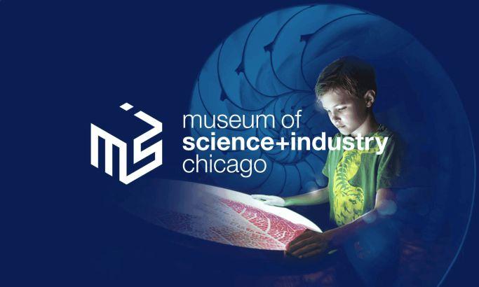 Museum of Science & Industry Corporate Website Design