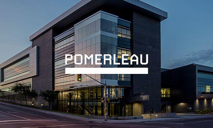 Pomerleau Modern Website