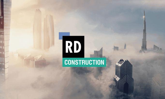 RD Construction Professional Website Design