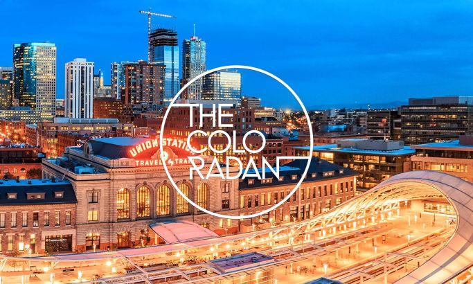 The Coloradan Beautiful Website Design