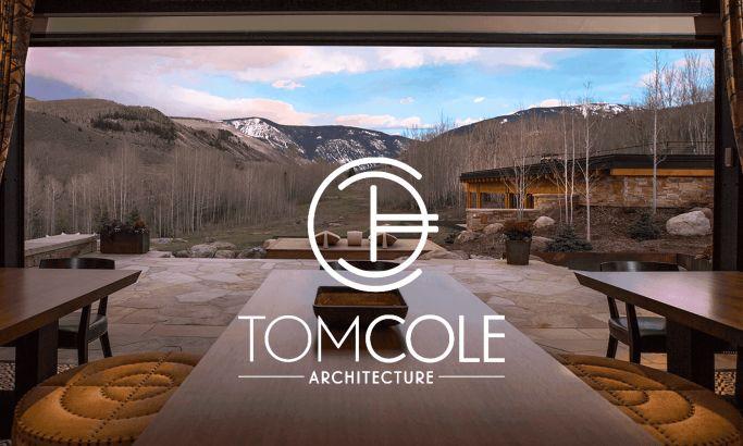 Tom Cole Architect Beautiful Website Design