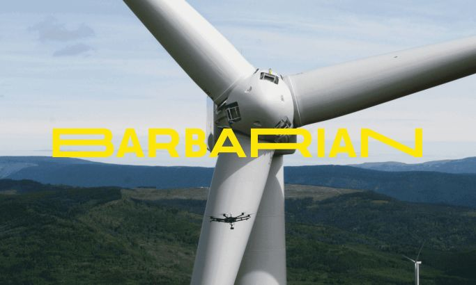 We Are Barbarian Beautiful Website Design