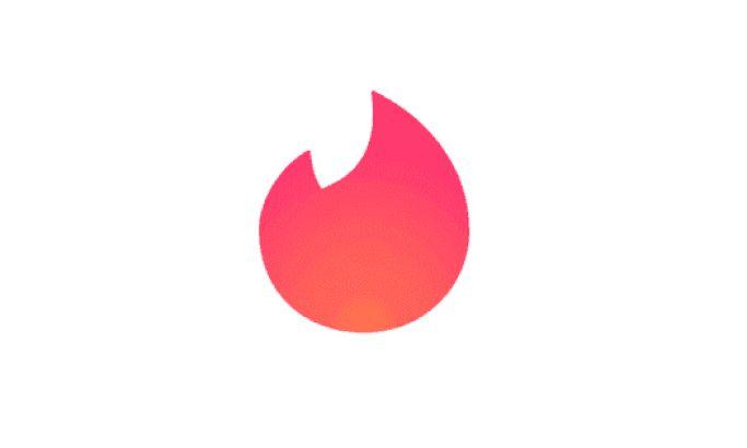 Tinder Bold Logo Design
