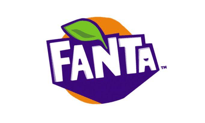 Fanta Bold Logo Design