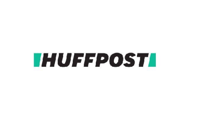 HuffPost Clean Logo Design