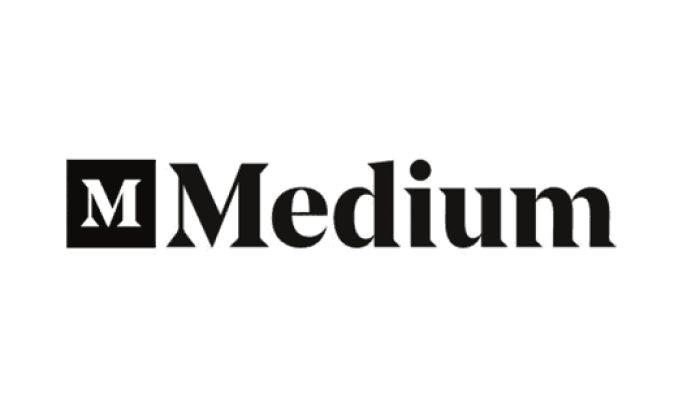 Medium Simple Logo Design