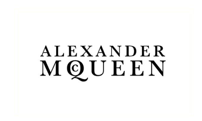 Alexander McQueen Cool Logo Design