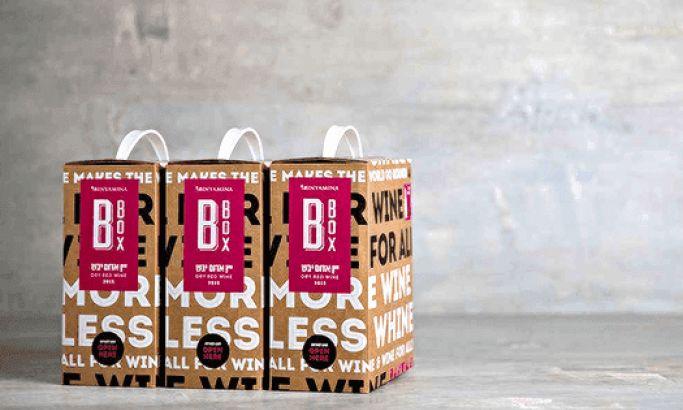 Bbox Top Package Design