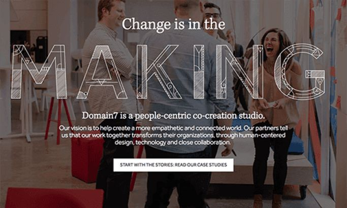 Domain7 Professional Website Design