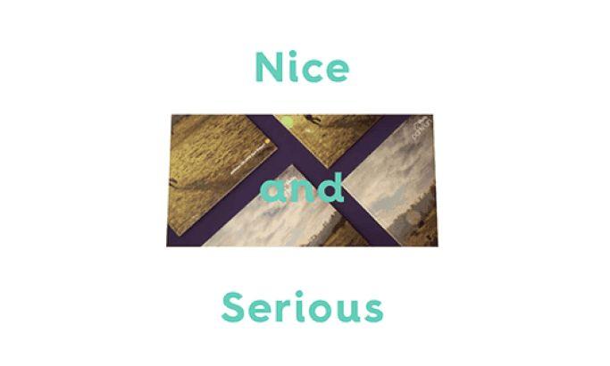 Nice and Serious Minimal Website Design