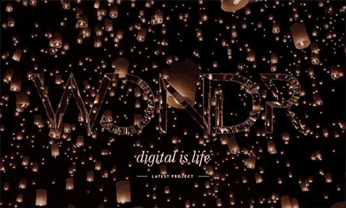 Wondr Awesome Website Design