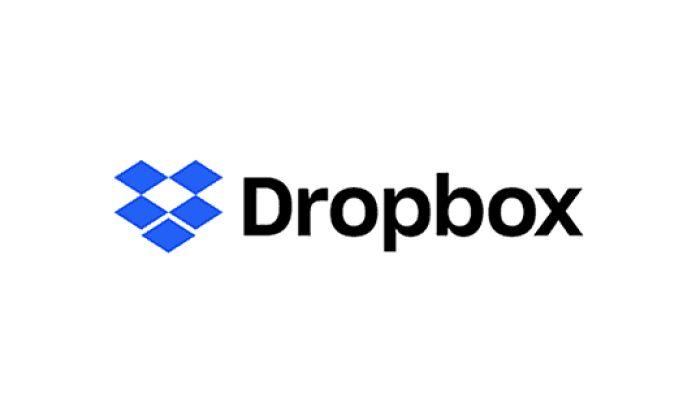 Dropbox Simple Logo Design