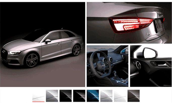 Audi Professional Website Design