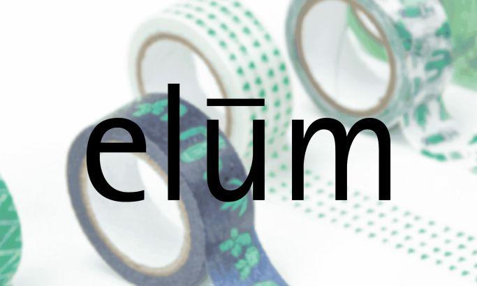 Elum Designs Clean Website Design