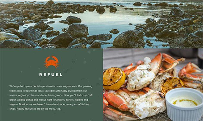 Wild Renfrew Great Website Design