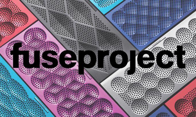 fuseproject Colorful Website Design