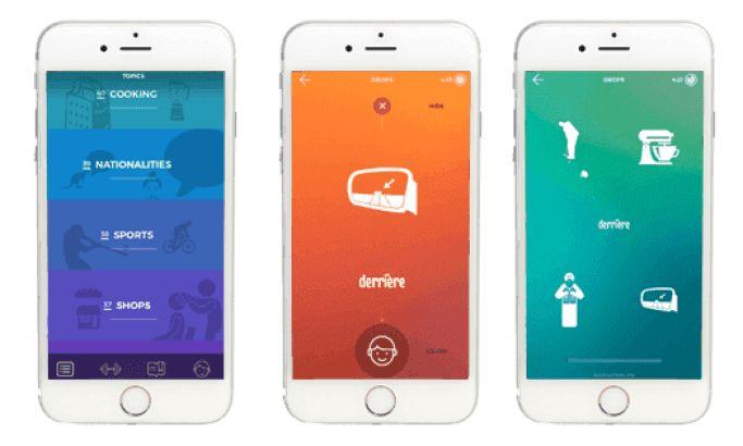 Drops Fun App Design