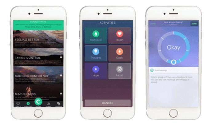 Pacifica App Design