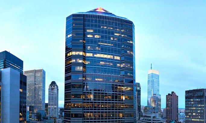 Park Avenue Tower Real Estate Website