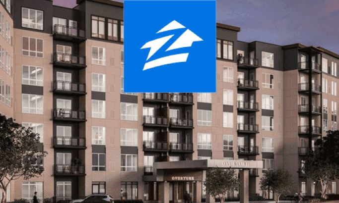 Zillow Real Estate Website