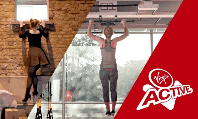 Virgin Active: We've Got A Workout For That