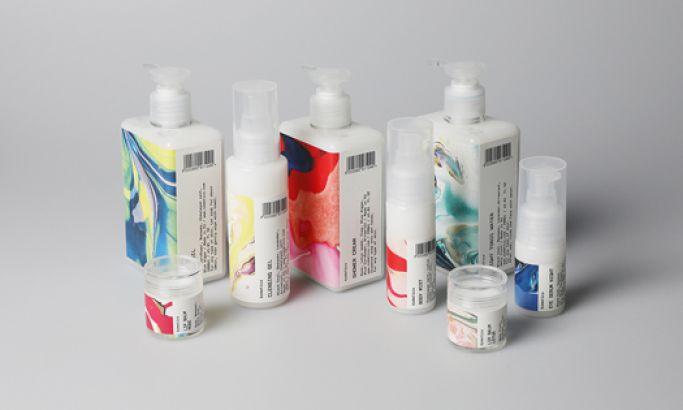 Ozmetics Artistic Package Design