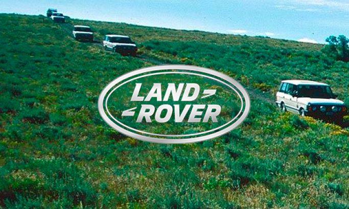 Land Rover Best Web Design
