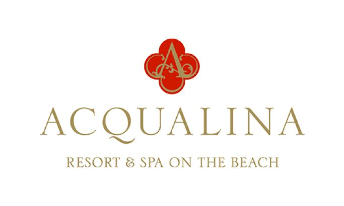 Acqualina's Luxurious Logo Exudes Elegance, Class and Sophistication