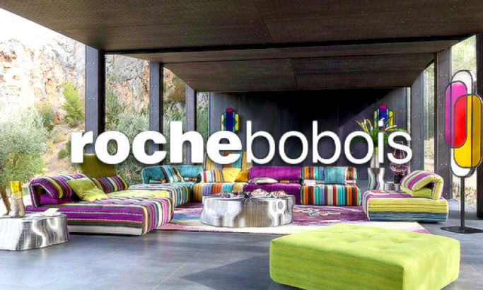 Roche Bobois' Sleek Website Introduces Modernity To Furniture Shopping