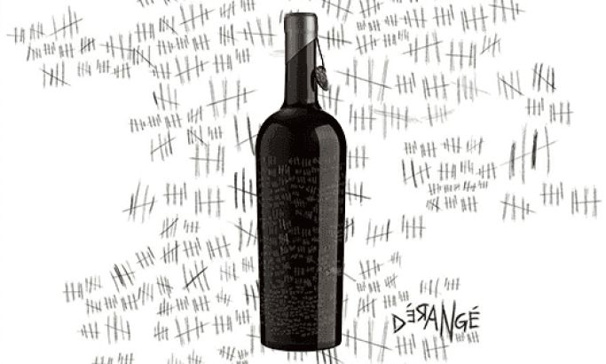 The Prisoner's Wine Bottles Personalize Each Package Design To The Product
