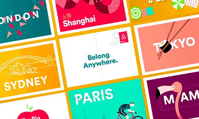 Airbnb's Inspiring Video Design Ushers In A New Brand Identity With Playful Sophistication